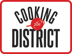 Cooking District Logo
